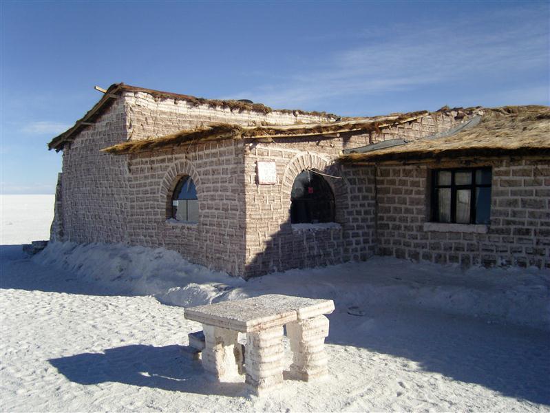 соляная гостиница