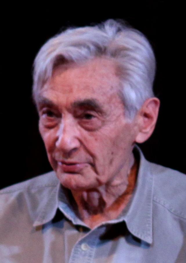 Howard Zinn in 2009