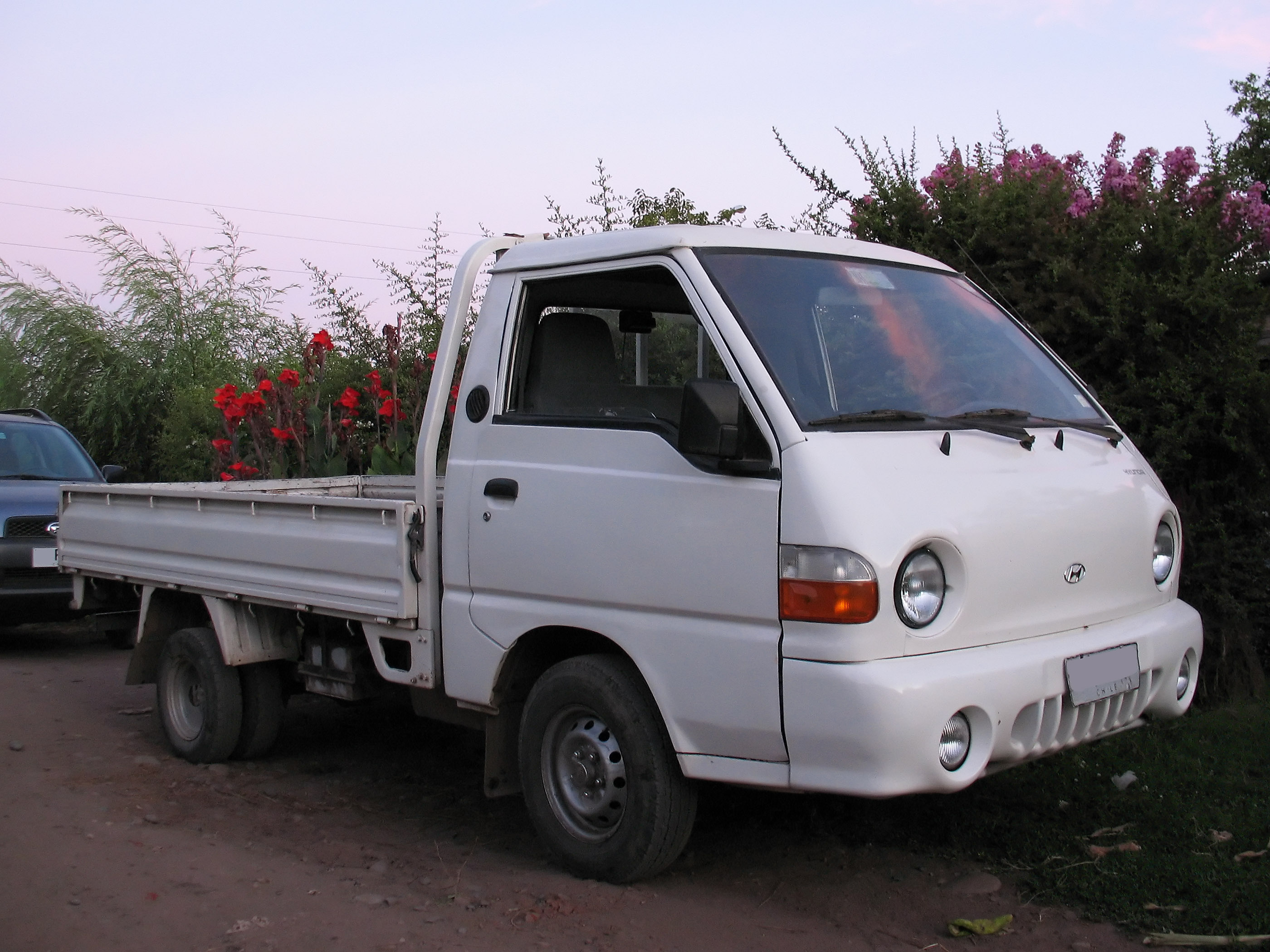 Hyundai Porter - Wikipedia, the free encyclopedia