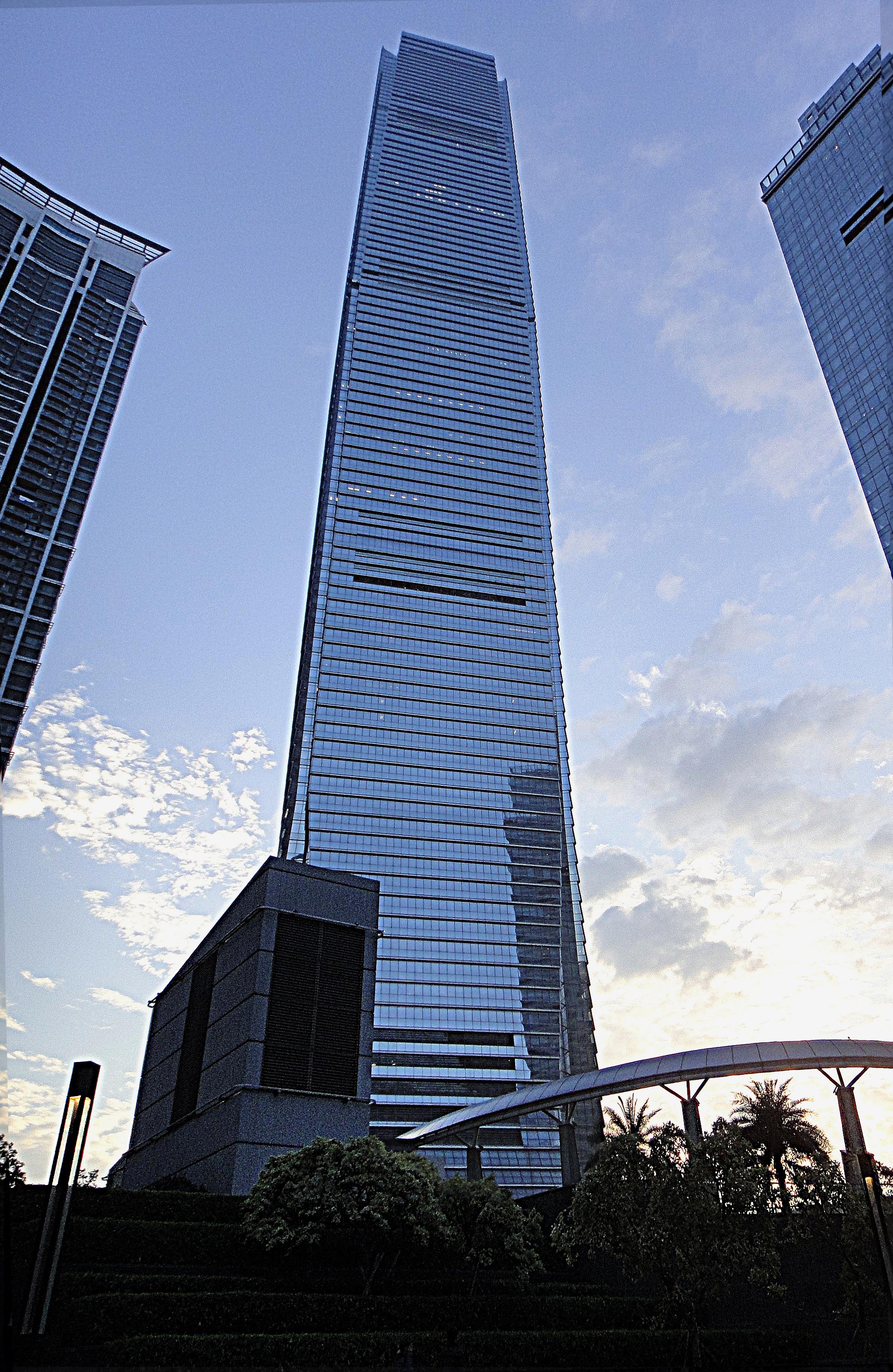 Description ICC Tower, Hong Kong.JPG