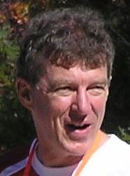 English: Professor Ian Frazer at 2008 Olympic ...