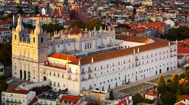 Monastery of São Vicente de Fora - Wikipedia