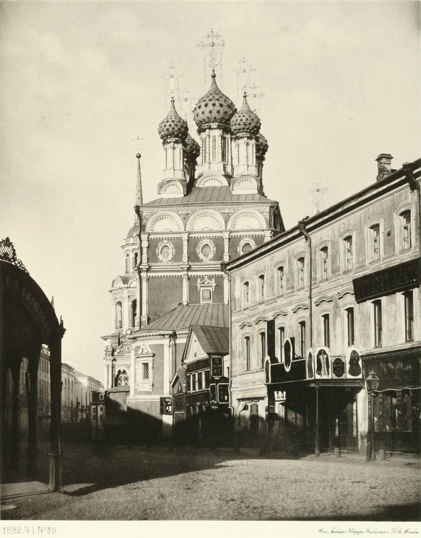 Церковь Николая Чудотворца «Большой Крест»