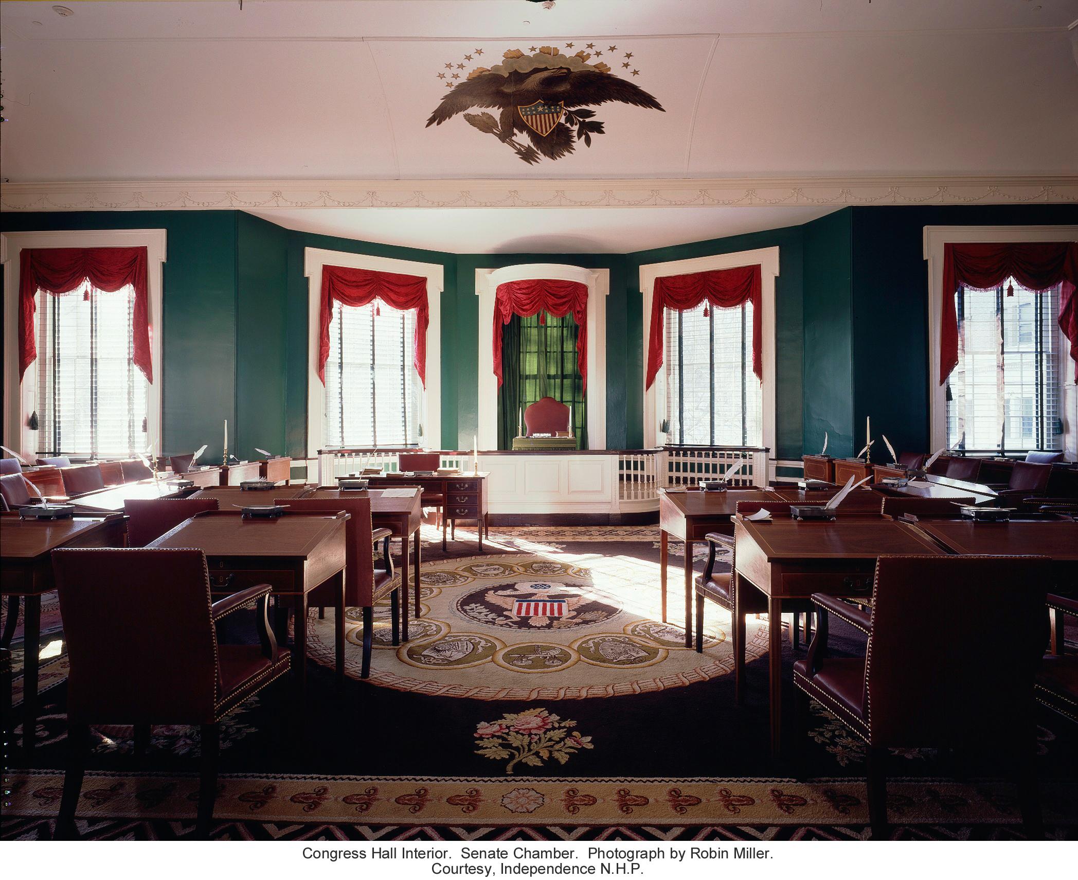 Senate Dining Room Menu   modelismo-hld.com