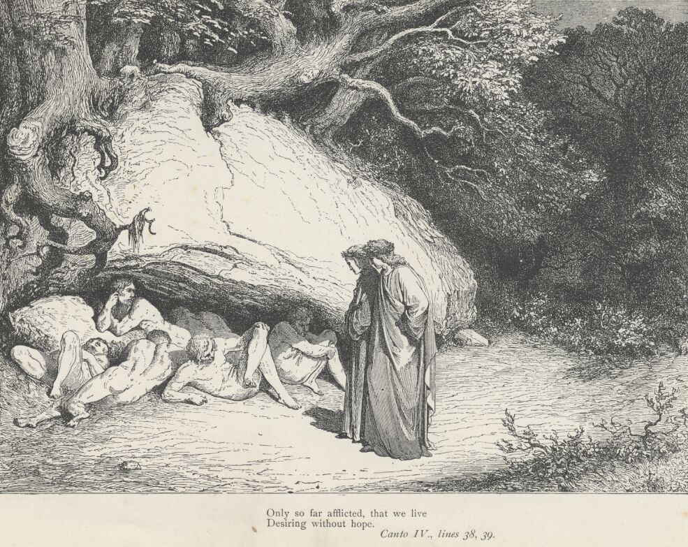 dante inferno canto 4 Need help with canto 4 in dante alighieri's inferno check out our revolutionary side-by-side summary and analysis.