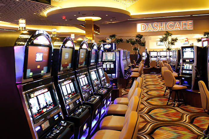 Slots installed at all Ohio casinos and racinos