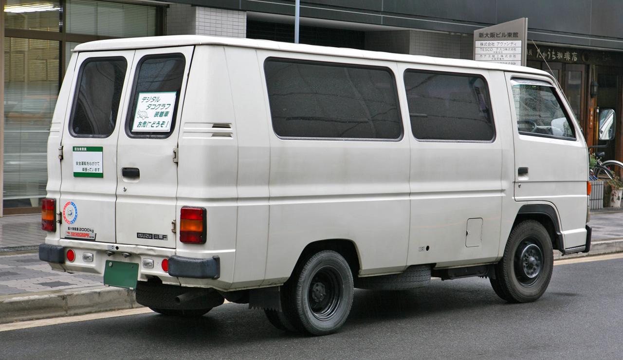gas car with File Isuzu Elf Route Van 004 on 30521 in addition File Toyota Passo 108 in addition File Isuzu Elf Route Van 004 in addition 2017 Toyota Venza Spy Shots together with File Suzuki Jimny JB23 015.