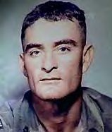 Jorge Otero Barreto Recipient of the U.S. military Silver Star medal