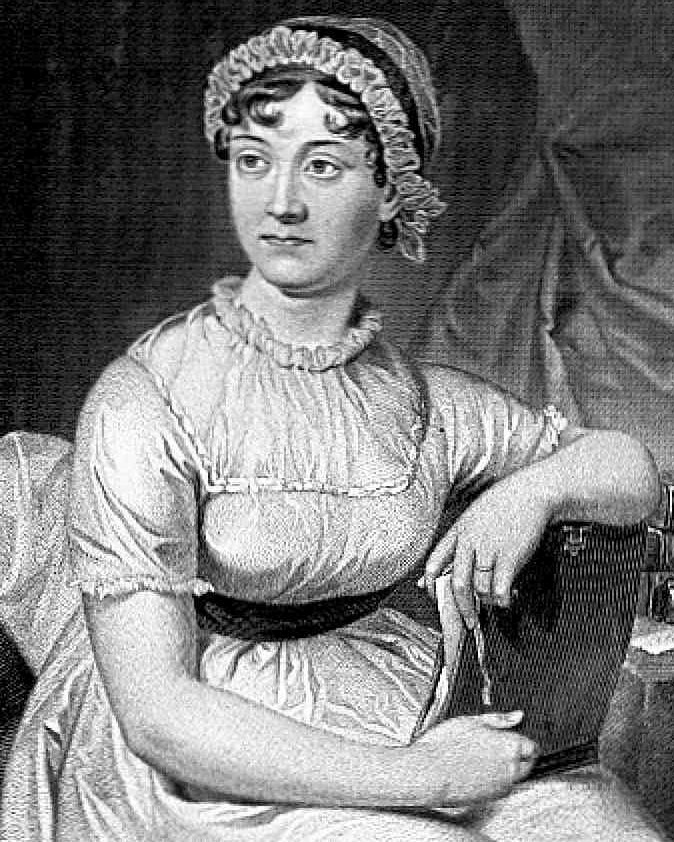 The influence of Jane Austen's social background on two of her novels