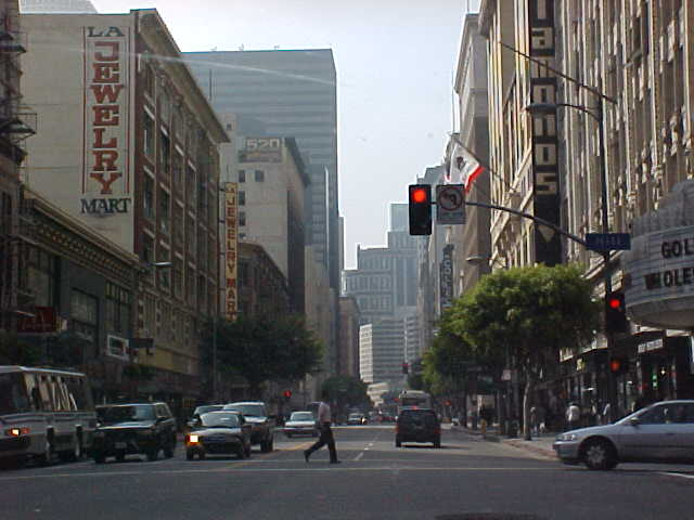 Downtown Los Angeles Wikipedia