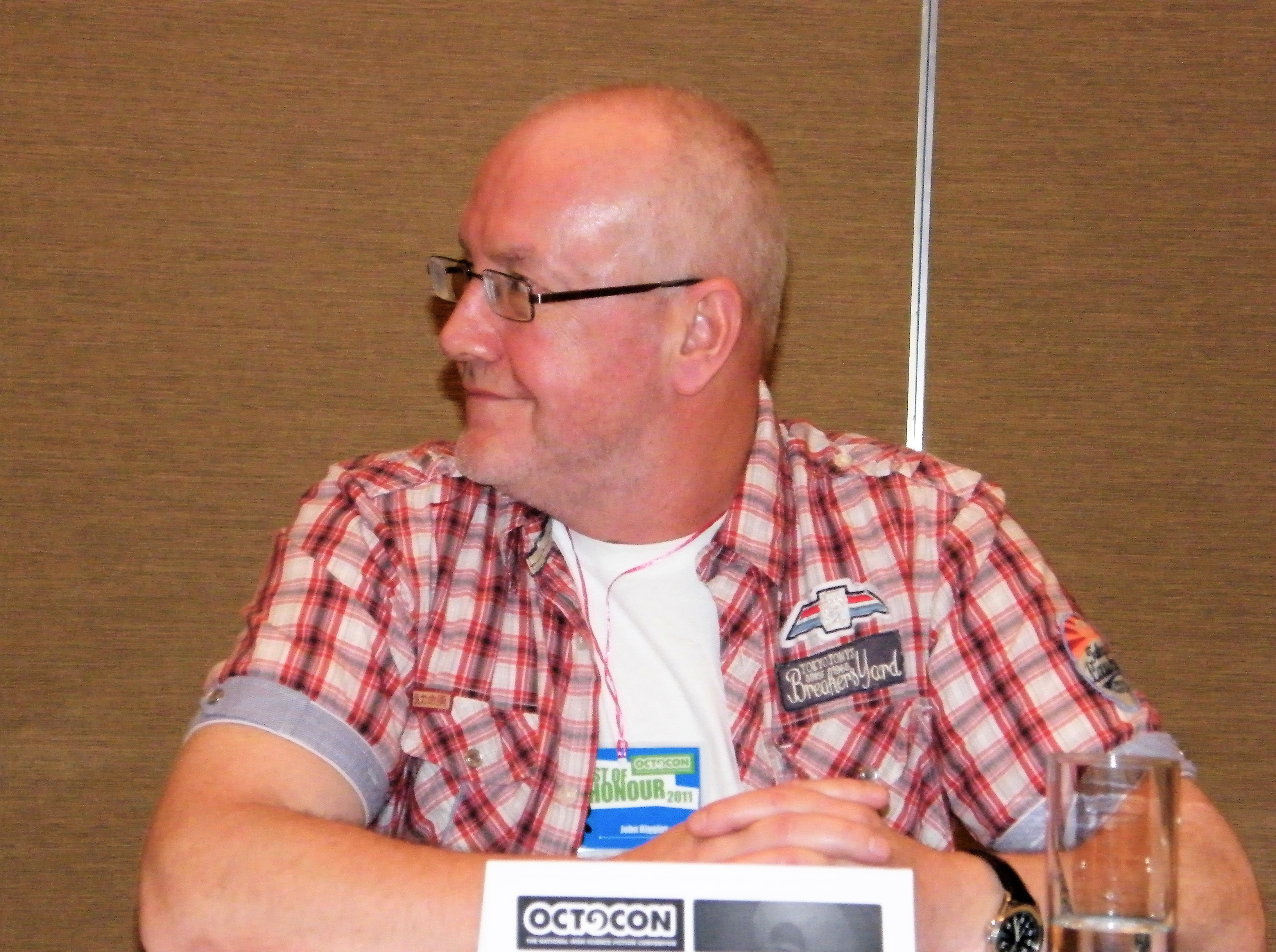 John Higgins (comics) - Wikipedia