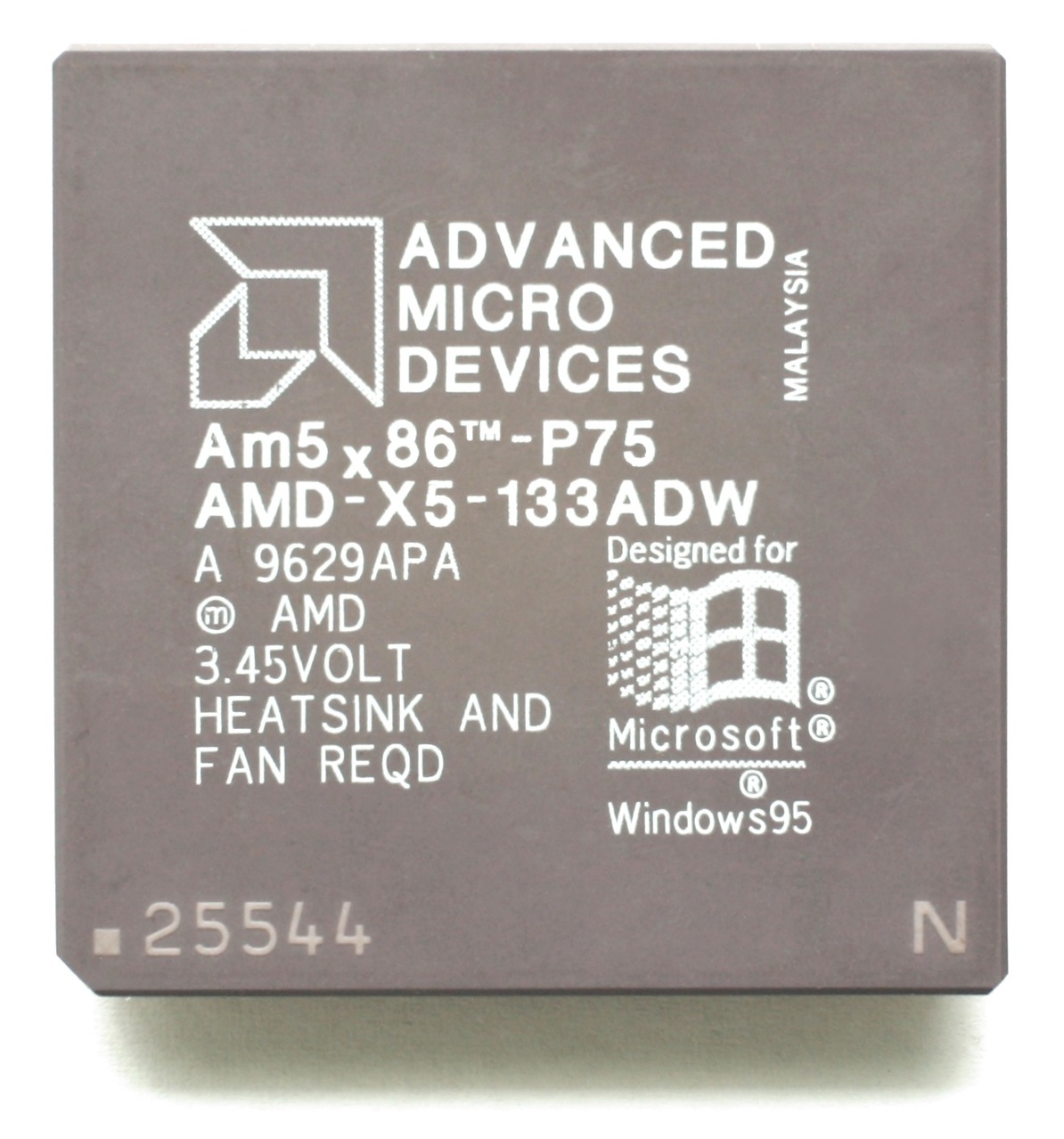 a description of the processor called amd advanced micro devices Technology luminaries describe the microchips that changed the  processor by amd]  processors now being delivered by intel and advanced micro devices and.