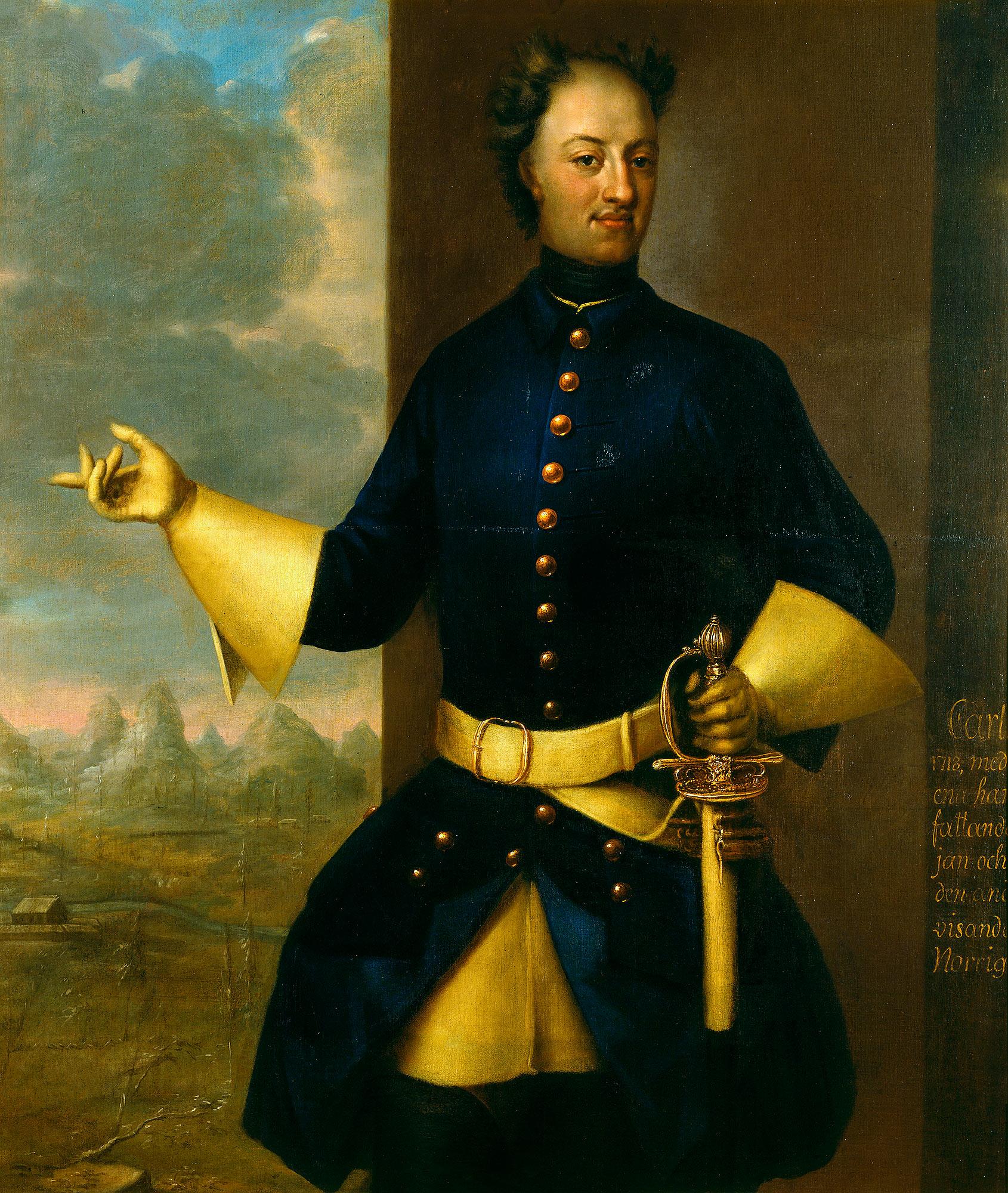 Charles XII of Sweden Charles XII of Sweden Wikiwand