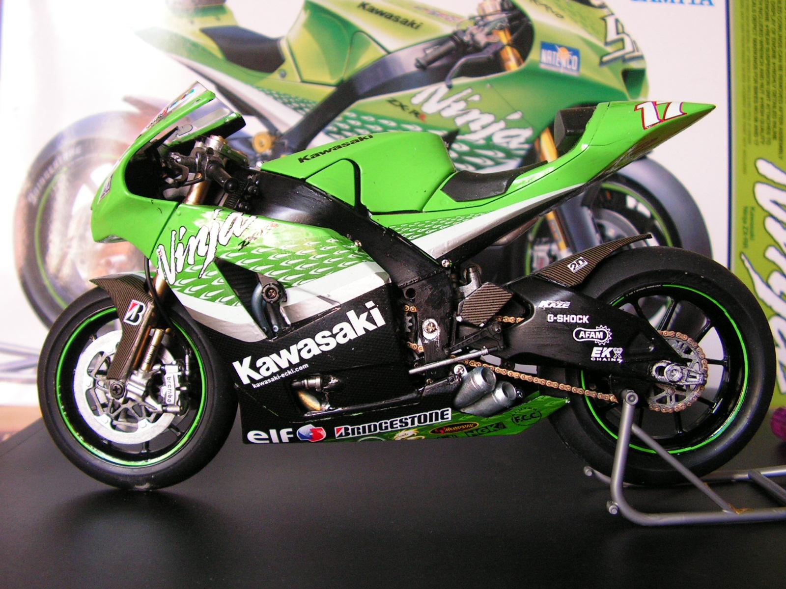 Kawasaki Ninja Rr Modifikasi