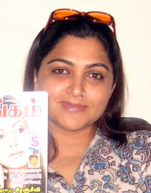 sex nude of kushboo