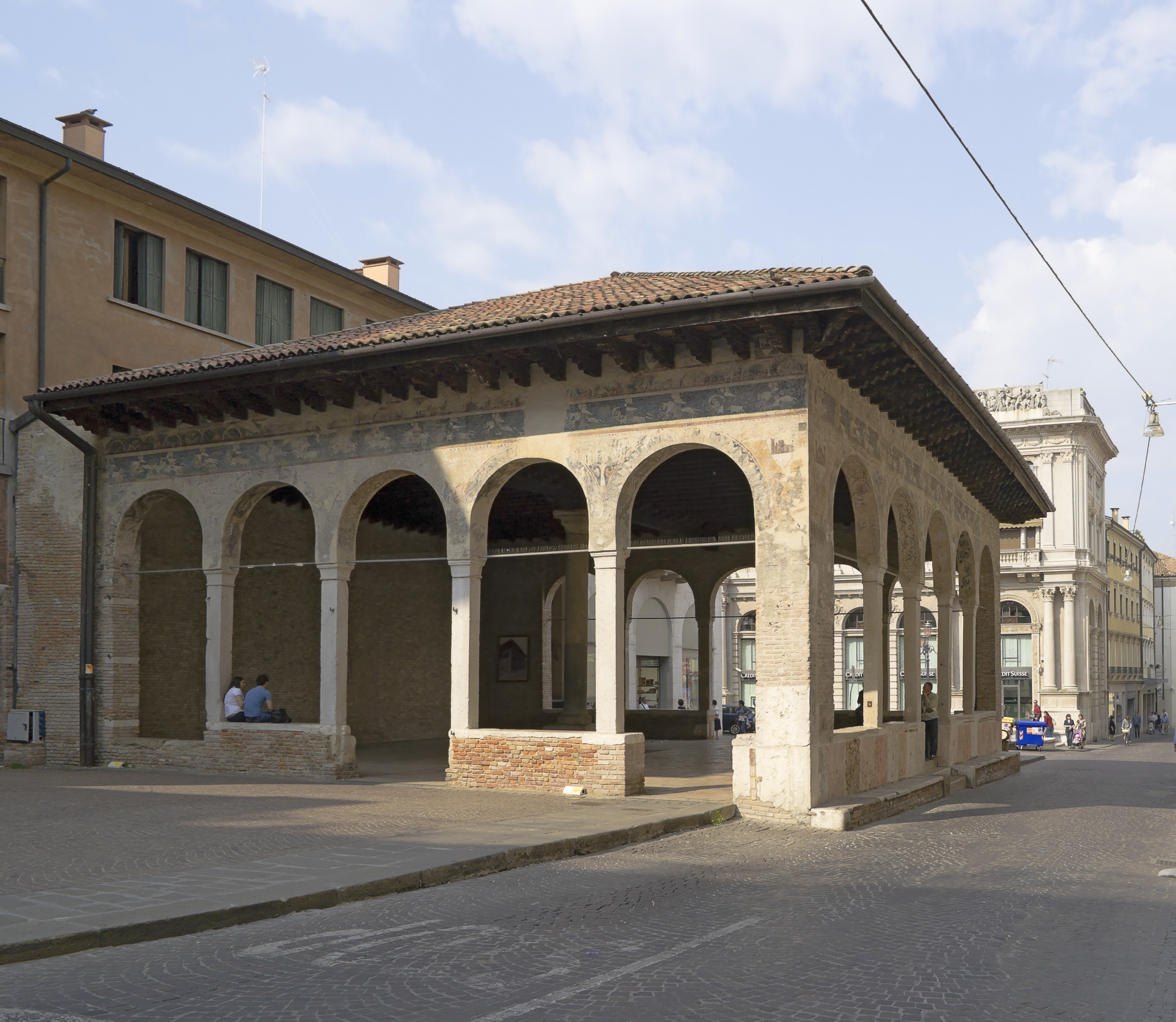 Was Ist Loggia treviso wikimedia commons
