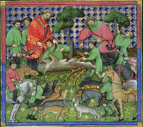 an analysis of the meaning of the hunting scenes in sir gawain and the green knight Immediately download the sir gawain and the green knight summary, chapter-by-chapter analysis, book notes, essays, quotes, character descriptions, lesson plans, and more - everything you.