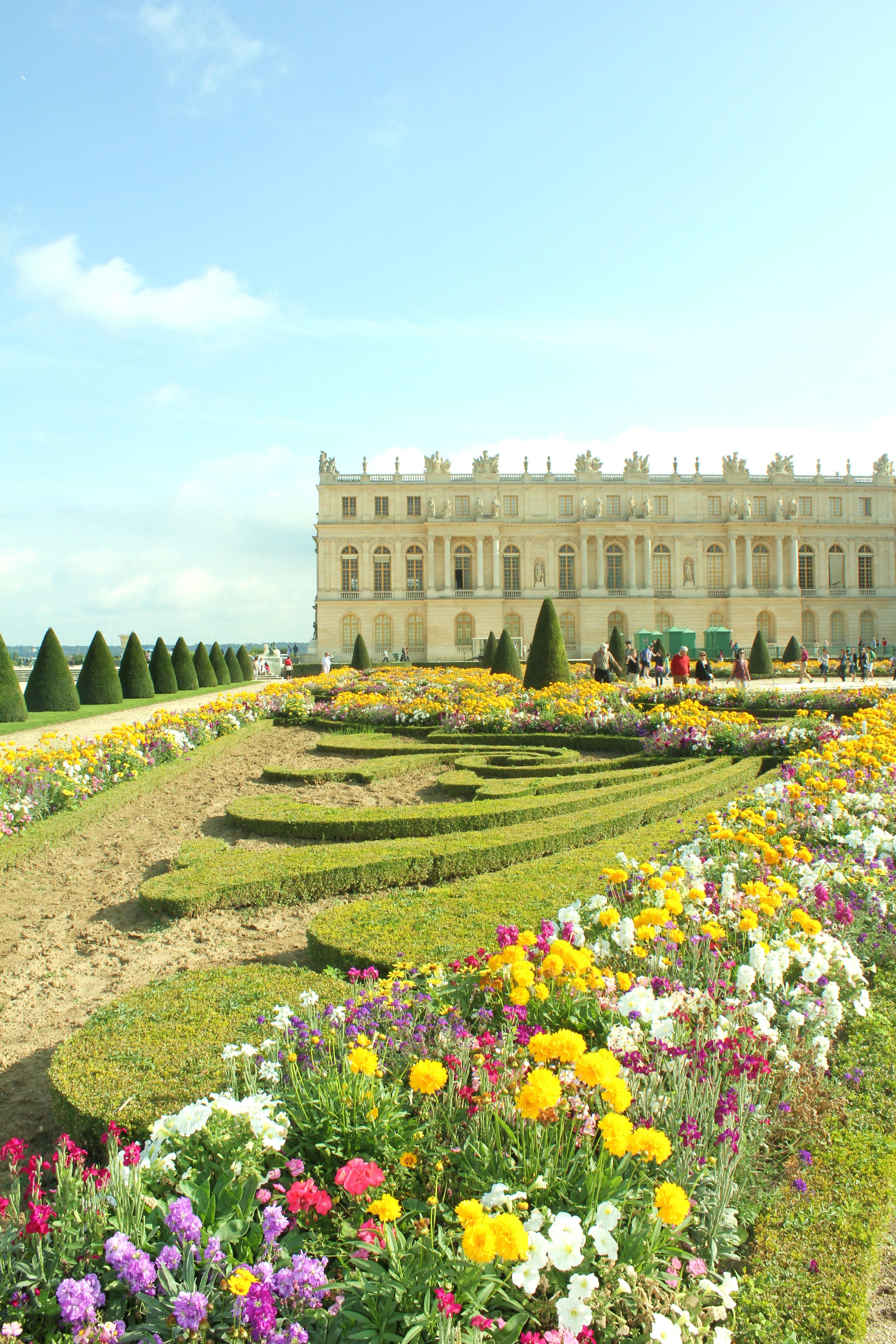 Le_jardin_de_Versailles Meilleur De De Boule Deco Jardin Des Idées