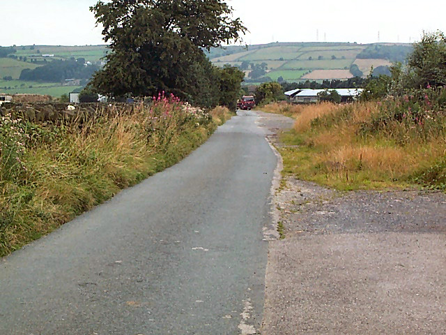 Lee Lane - geograph.org.uk - 38688
