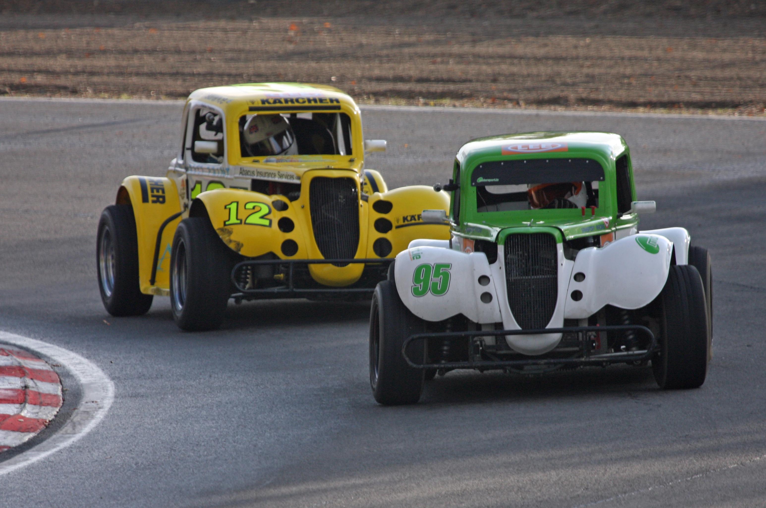 Legends Race Car History West End Fairgrounds