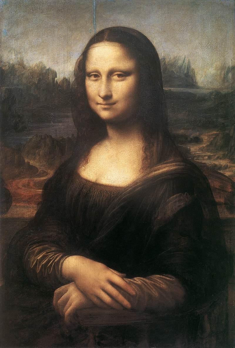 FileLeonardo Da Vinci Mona Lisa La Gioconda