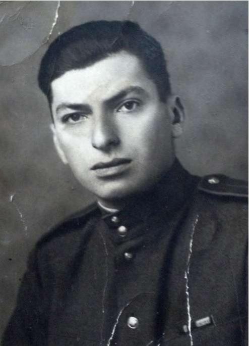 Lev (Levi) Bergelson