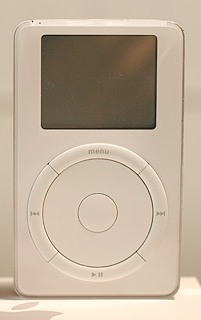 First generation iPod.