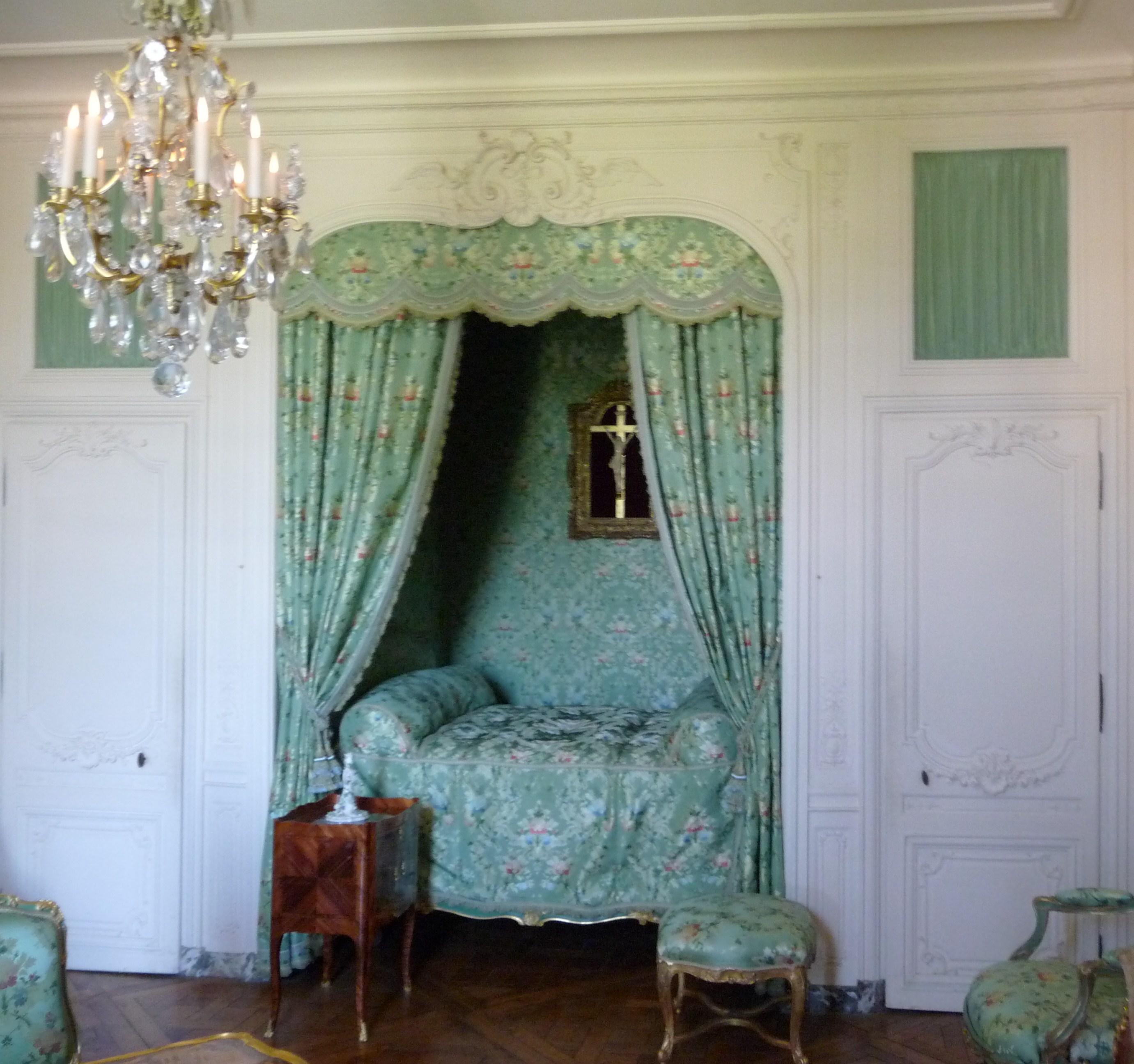 L 39 Appartement De La Marquise De Pompadour Le Blog De Louis Xvi