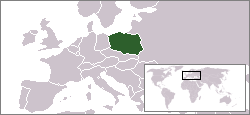 Location of Ba Lan