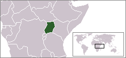 LocationUganda