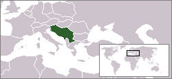 Location of Yugoslavia.png