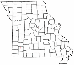 Phelps, Missouri human settlement in Missouri, United States of America