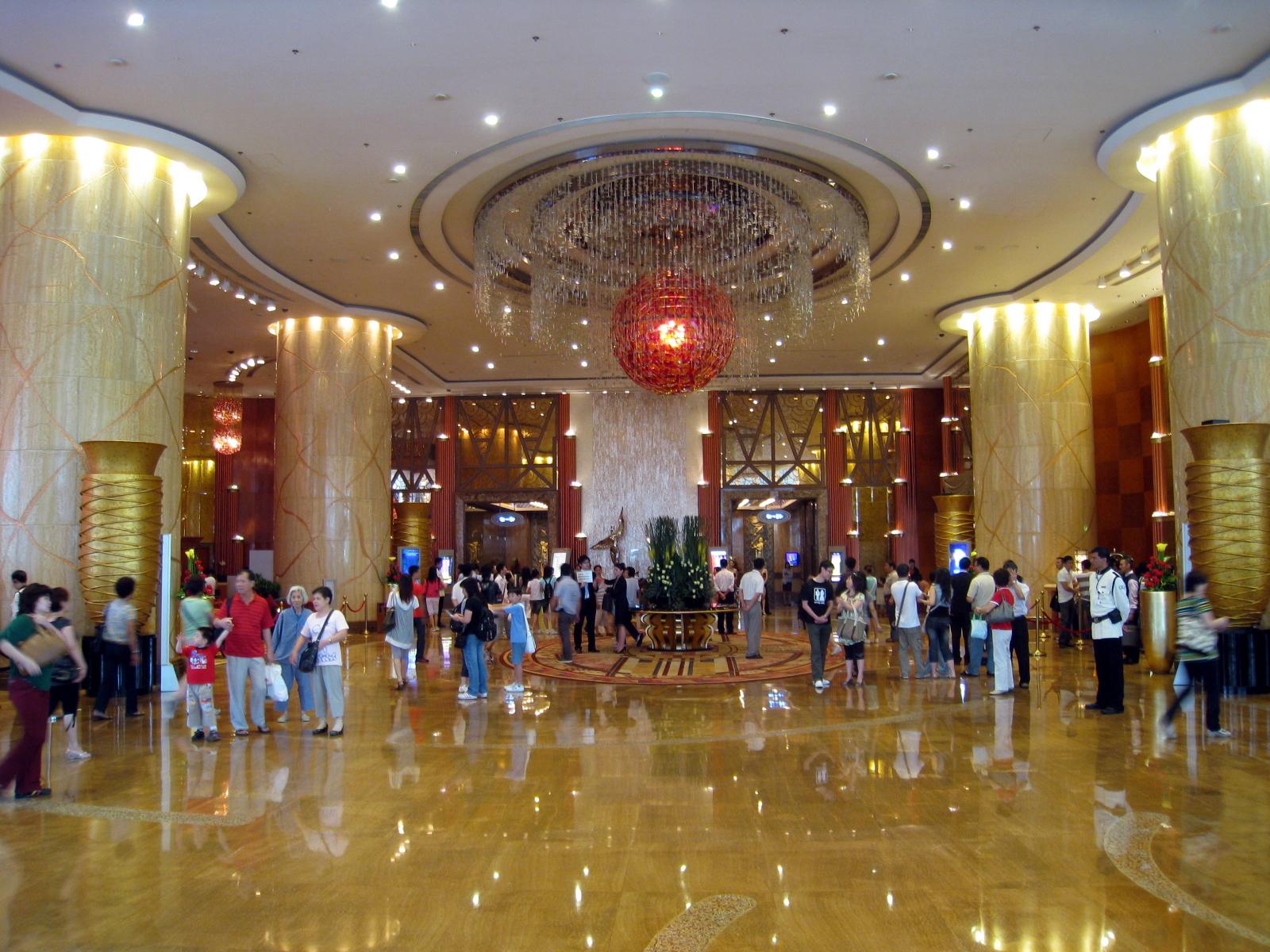 palm springs spa casino