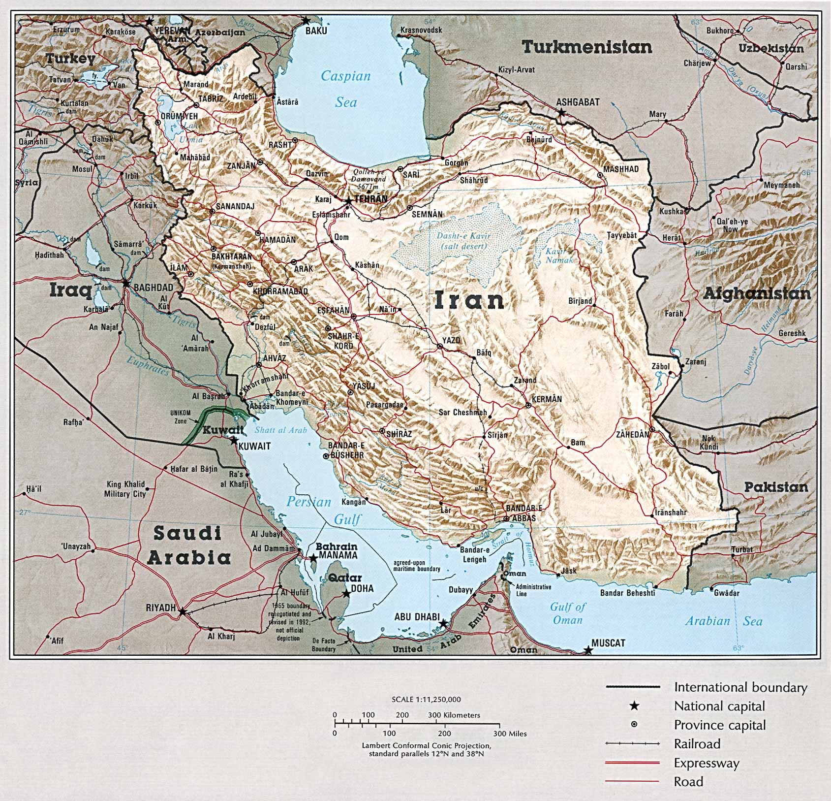 FileMap Of Iranjpg Wikimedia Commons - Map of iran