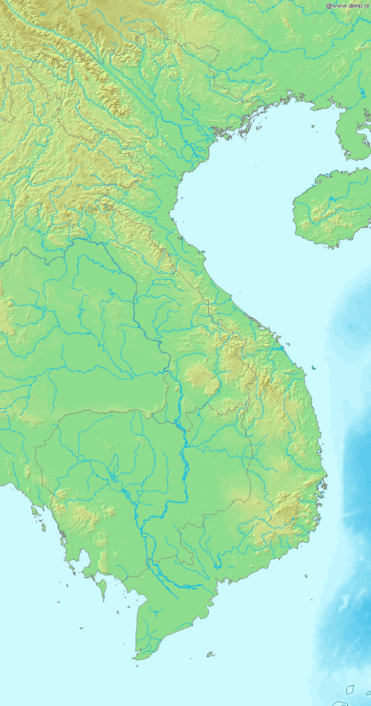 Atlas of vietnam wikimedia commons map of vietnam demisg sciox Image collections