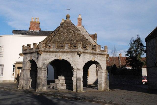 Market Cross, Somerton. - geograph.org.uk - 870781