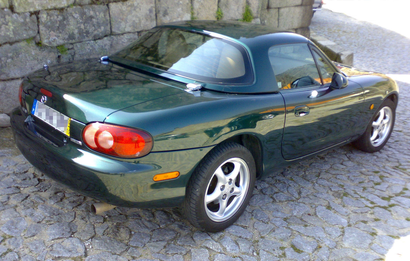 file mazda mx5 nb emerald