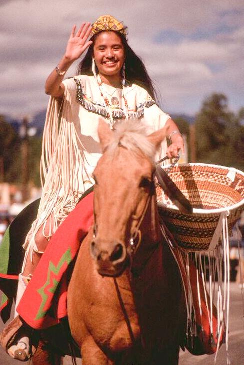 Mescalero Native American