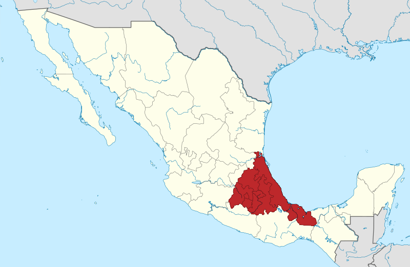 File:Mexico Wikivoyage locator maps - Central Mexico.png ...