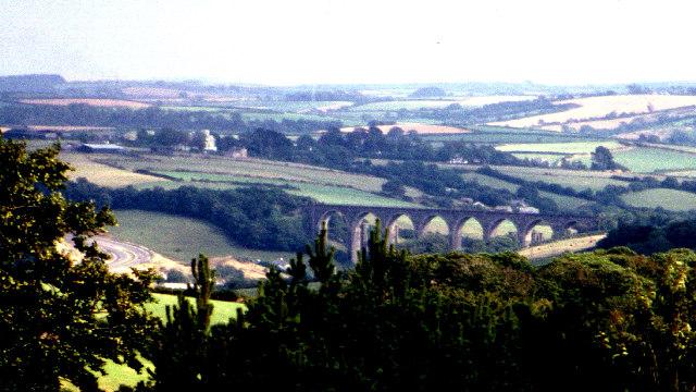 Moorswater Viaduct - geograph.org.uk - 83550