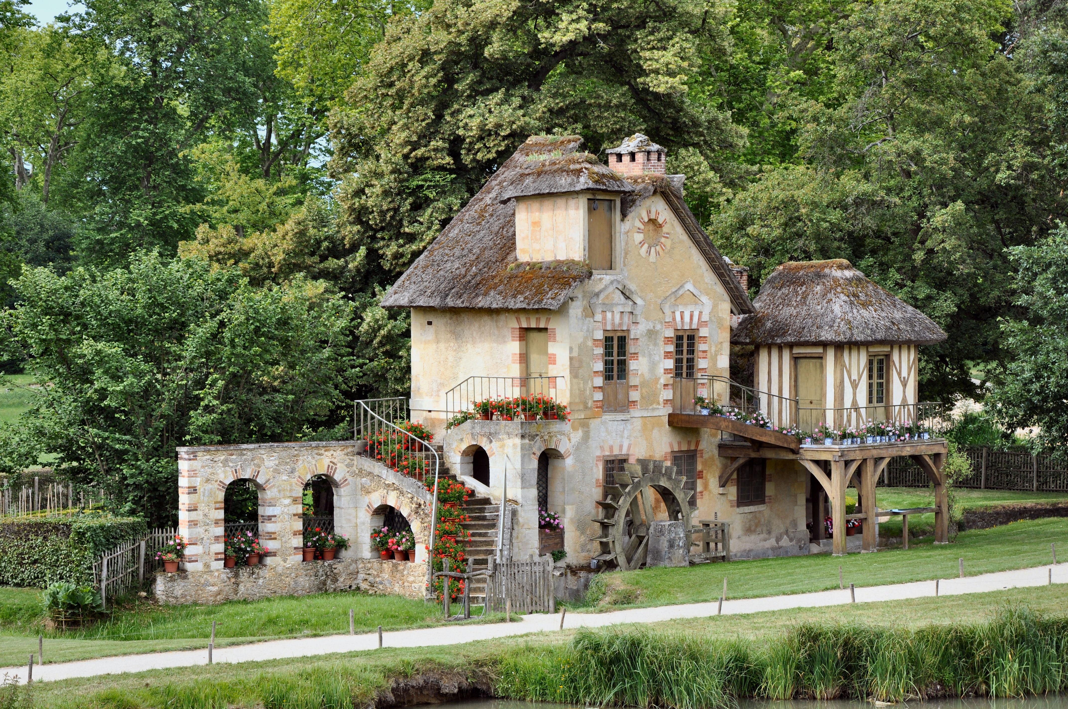 file moulin au hameau de la reine 2 jpg wikimedia commons. Black Bedroom Furniture Sets. Home Design Ideas