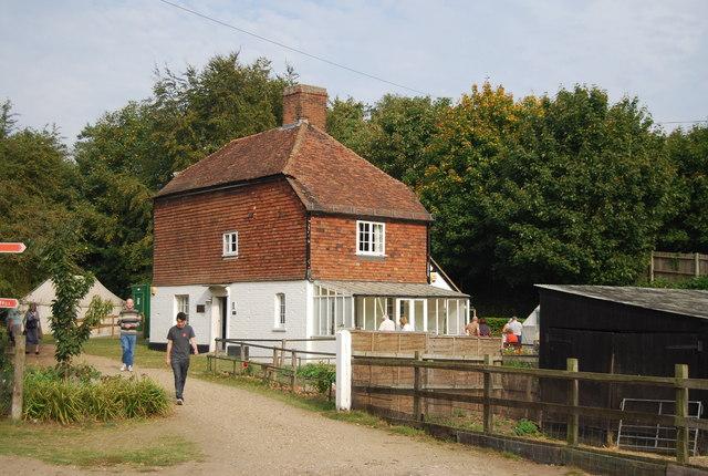Museum of Kent Life - farmhouse - geograph.org.uk - 1512442