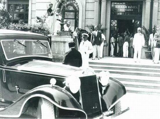Grand Hotel Rimini Sha Vicari