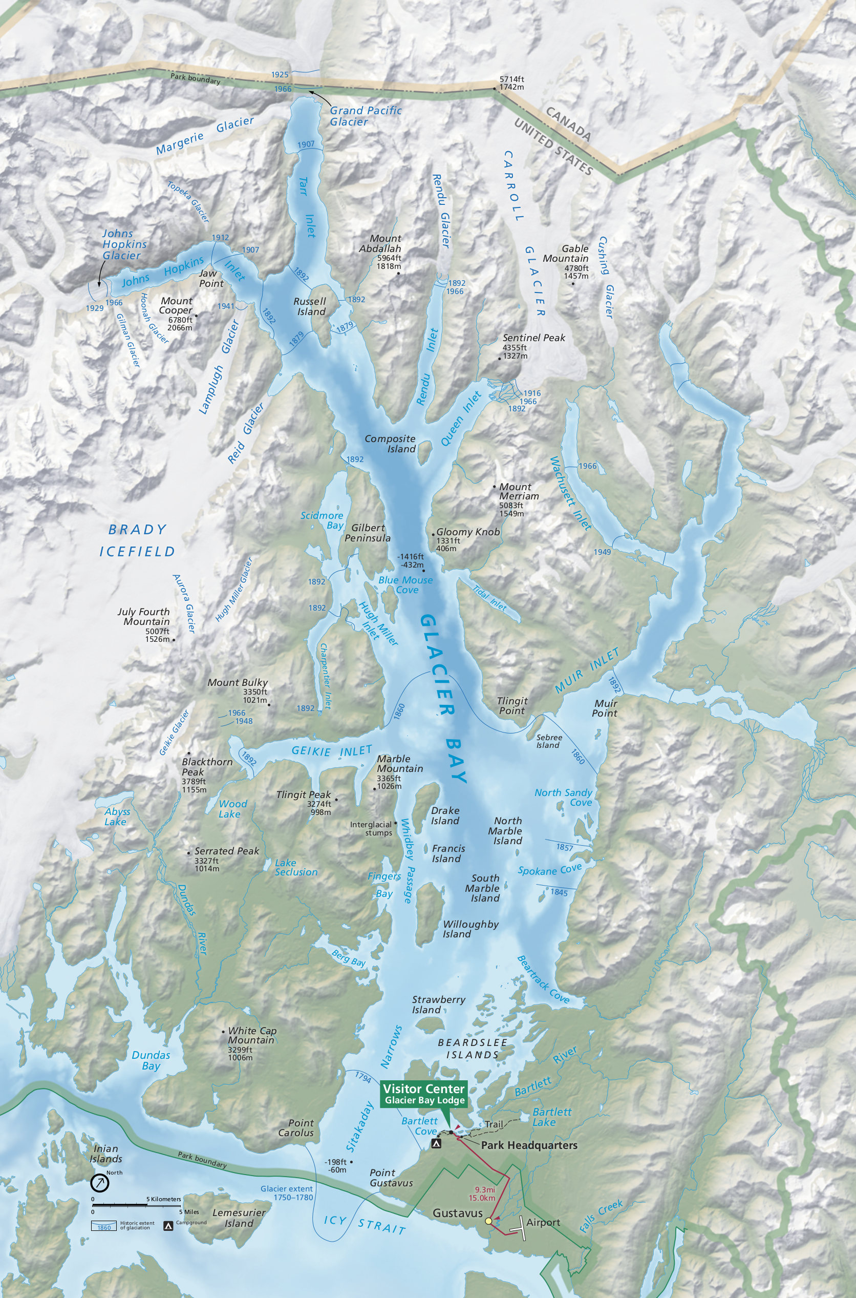 File:NPS glacier-bay-detail-map.jpg - Wikimedia Commons