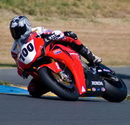 Neil Hodgson English motorcycle racer