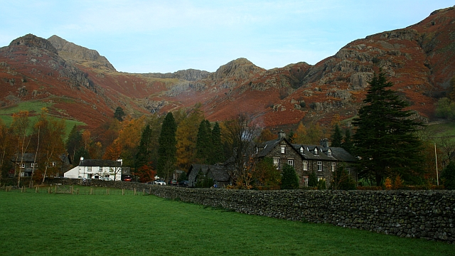 New Dungeon Ghyll Hotel - geograph.org.uk - 622448