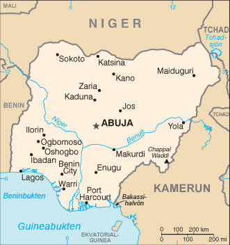 dating bedrägerier Lagos Nigeria