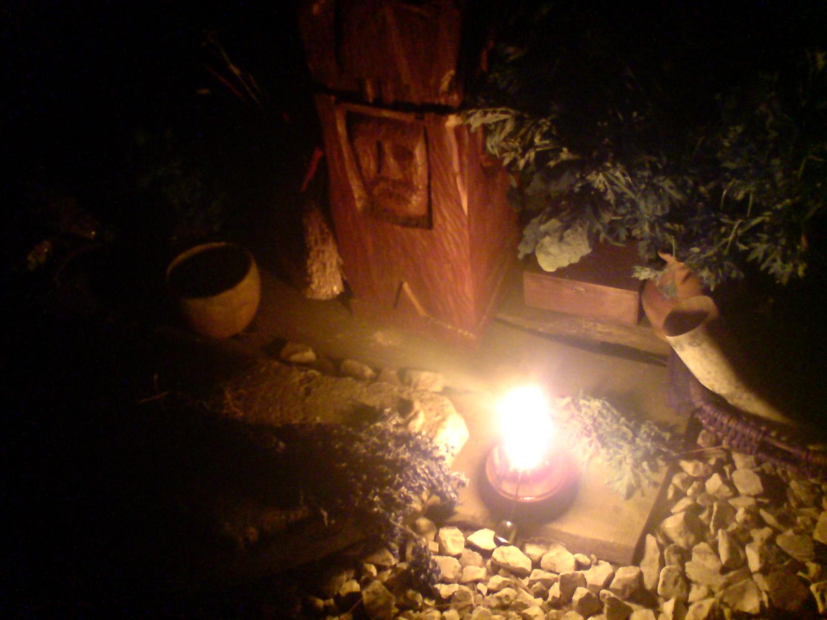 Noc Kupa³y, Chram Mazowiecki