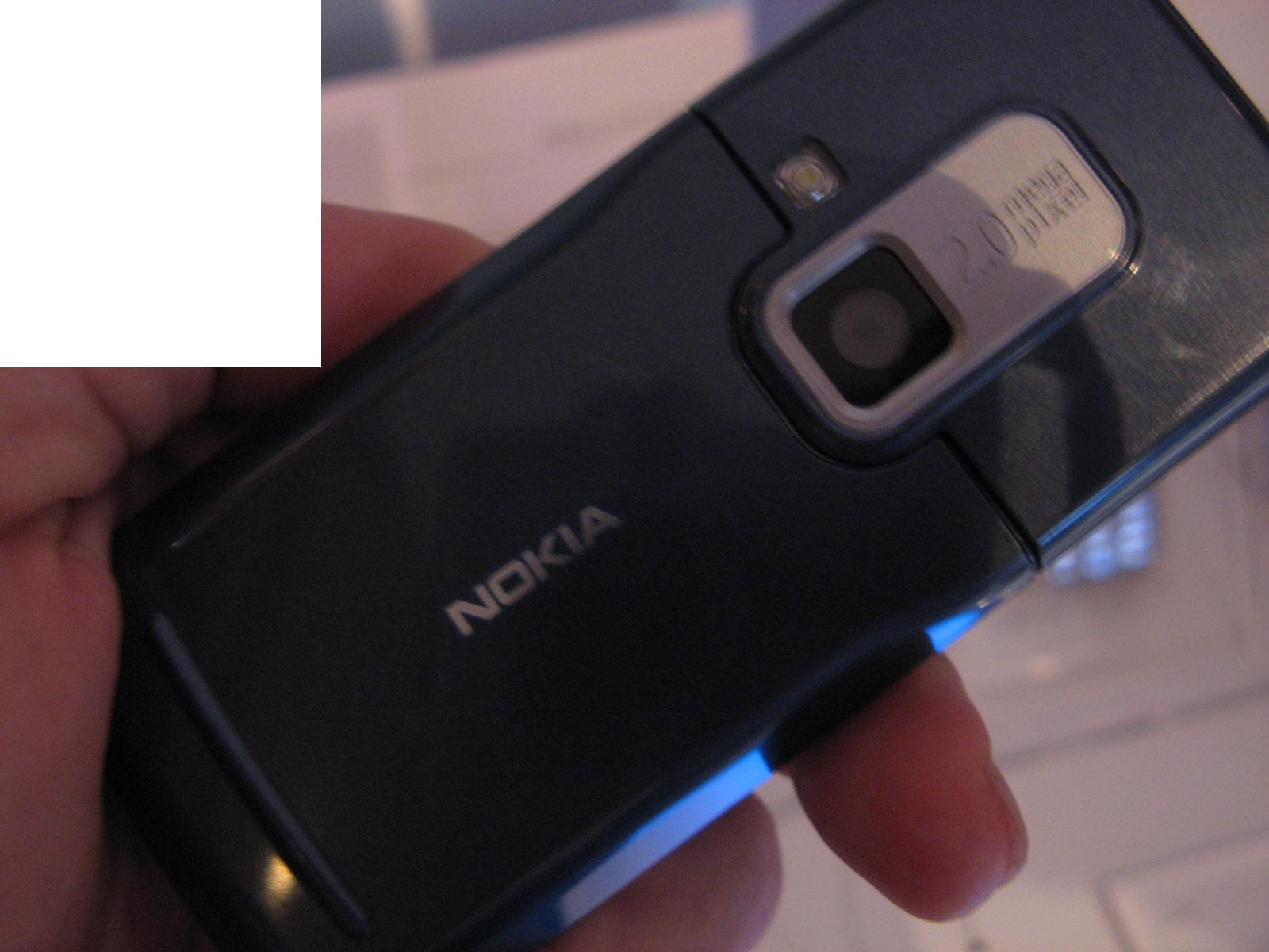 Nokia 5800 XpressMusic Games&Apps