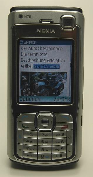 okia70smartphone2005runningymbian,whichwashighlypopularinuropeandsiainthe2000s